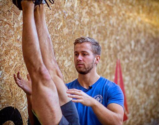 Niels Jørgensen personlig træner københavn butchers lab cross fit personlig træning