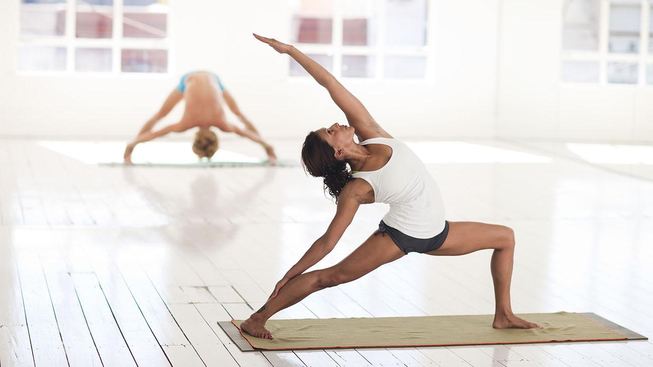 flow yoga øvelser