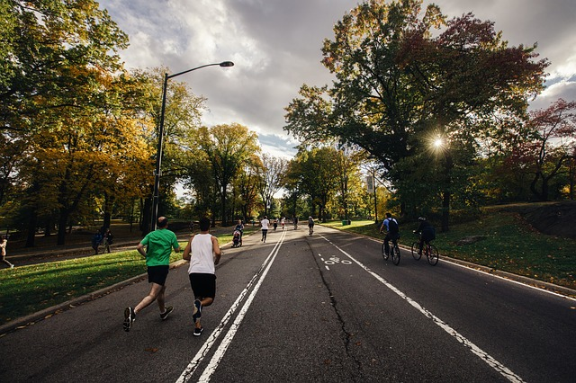 Motion - slankekur - løb - kostplan