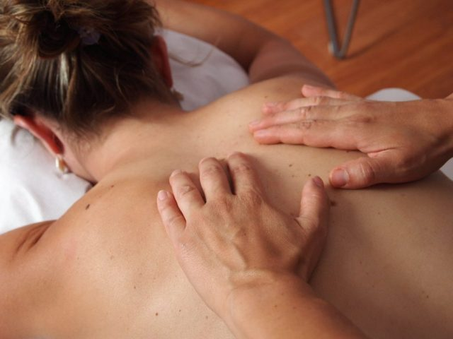 Sportsmassage Bookanaut massage