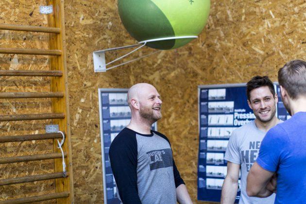Personlig træning med Niels jørgensen københavn butchers lab