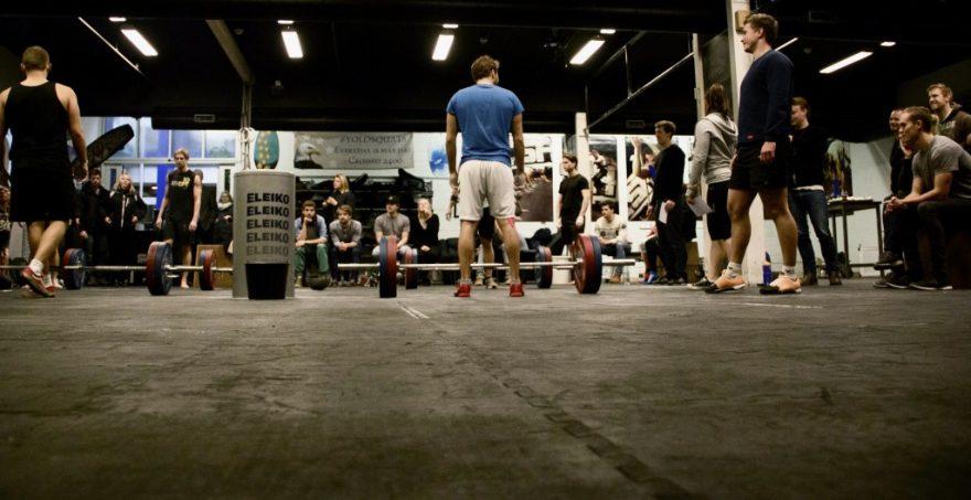Crossfit 2400 københavn træning bookanaut
