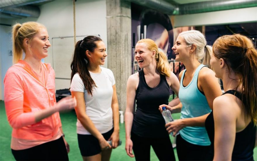 Fitnessdk københavn træning bookanaut Fitnesscentre