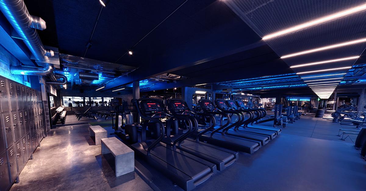billig fitness center