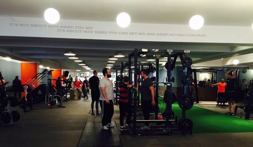 vesterbronx gym fitness københavn bookanaut træning sunhed Fitnesscentre