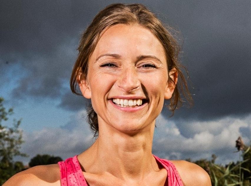Løbetræning, Julie Carl