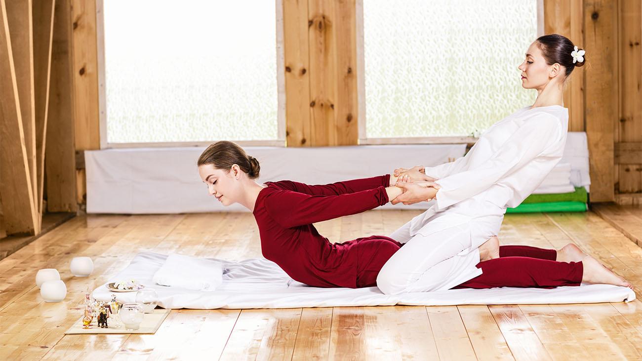 hvad er thai massage