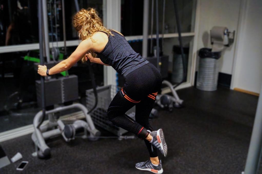 Okklusionstræning | Program | Bånd | Ben og arme |Udstyr
