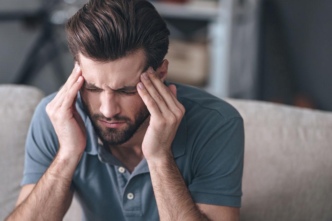 Spændingshovedpine | Følg disse gode råd