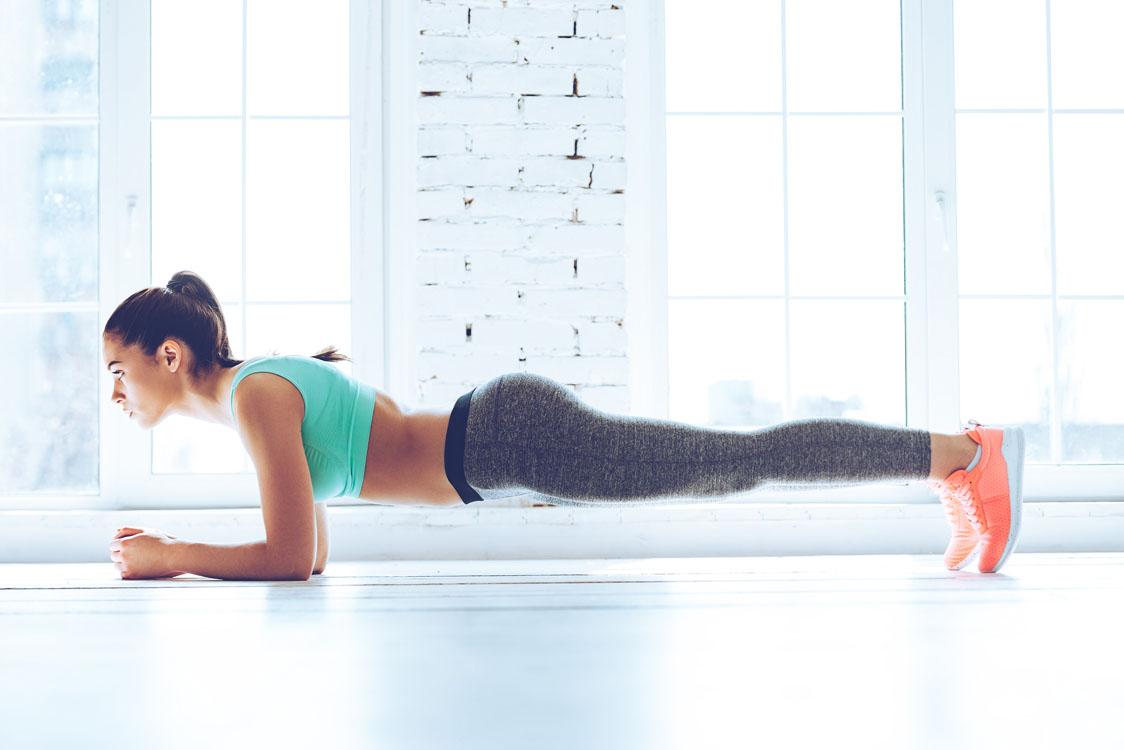 Planken | Alt om verdens bedste kropsøvelse