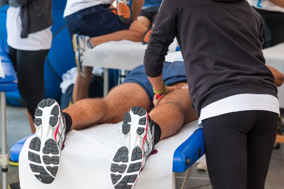 Sportsmassage |Hvad er det? |Hvad er fordelene?