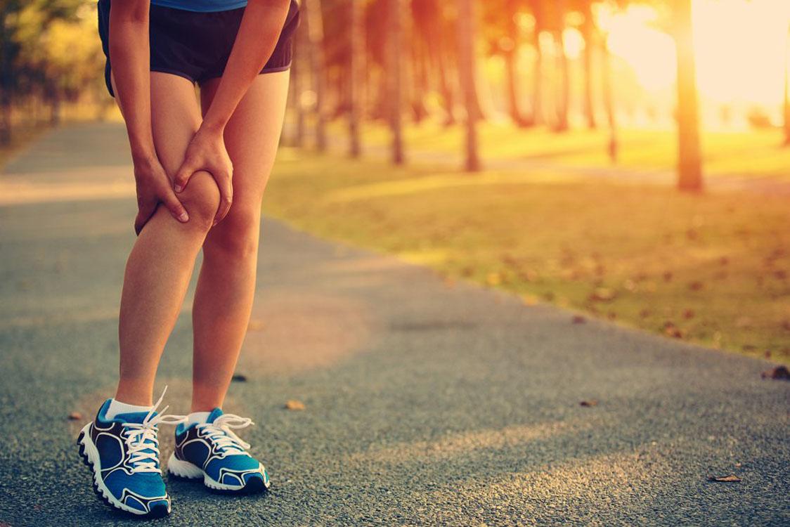 Løberknæ | Slip af med dine smerter