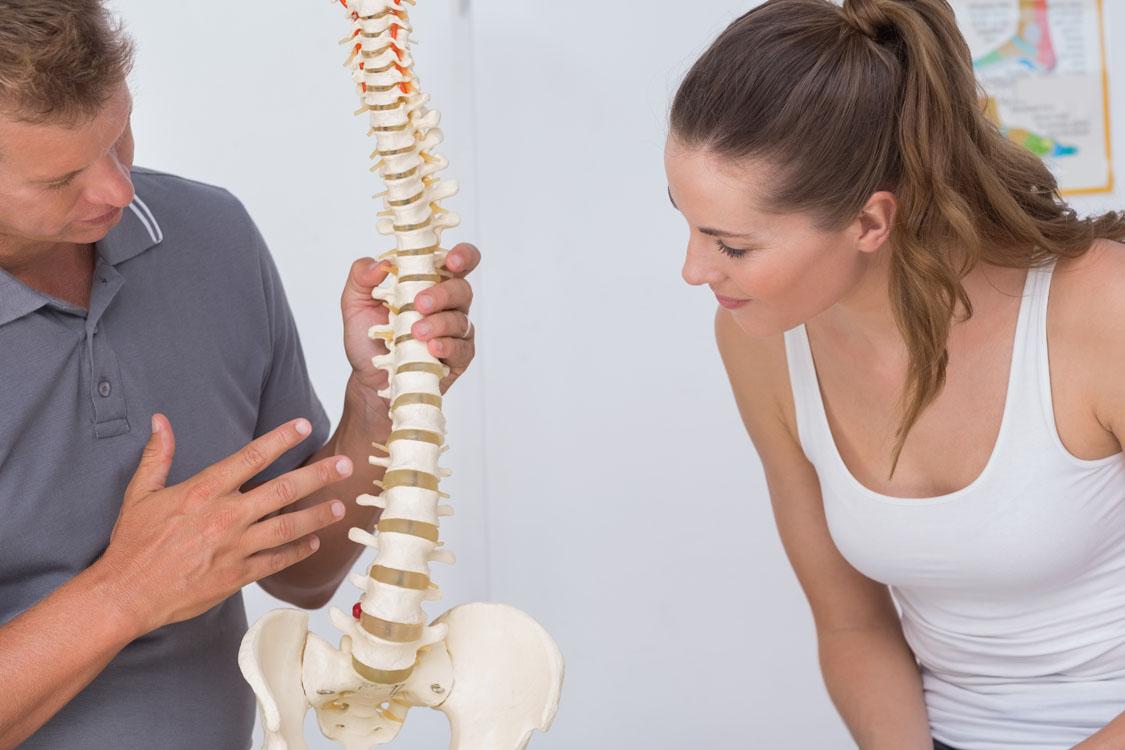 Diskusprolaps | Forebyggelse, behandling og genoptræningstips