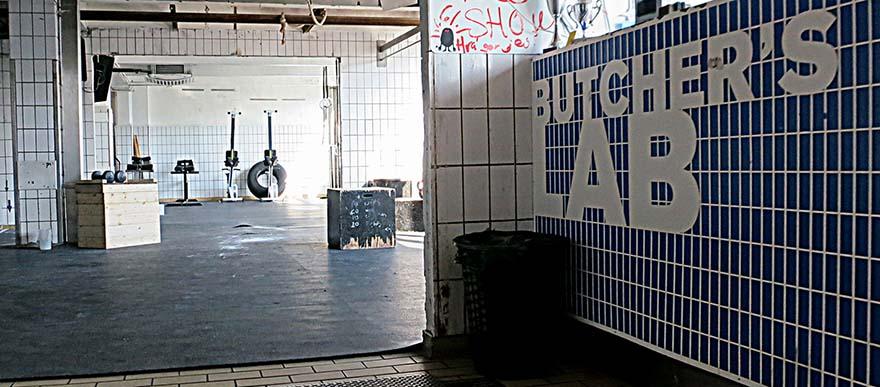 Butchers Lab crossfit københavn bookanaut træning