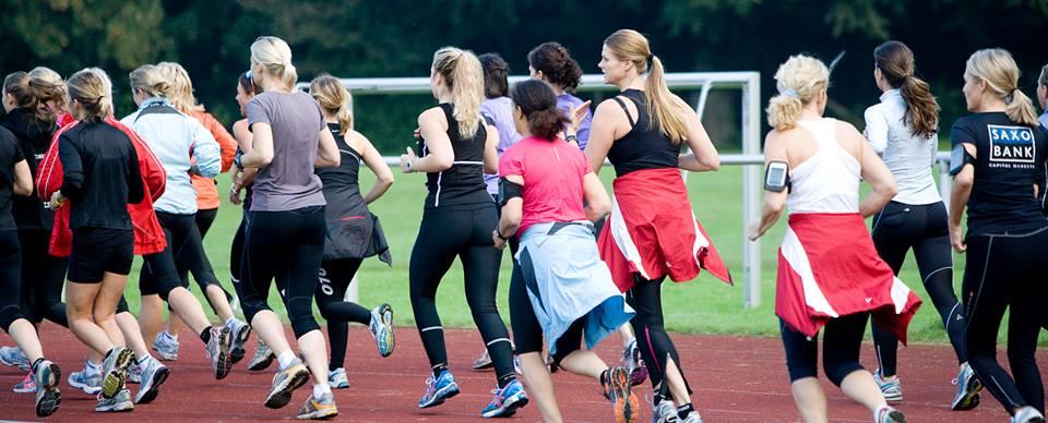 Powertraining udendørstræning fitness