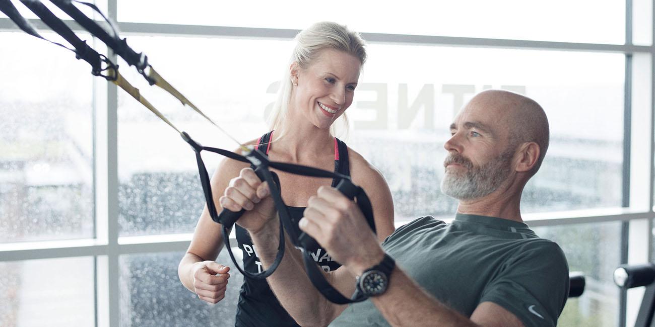 Træn trx i fitness world københavn Bookanaut