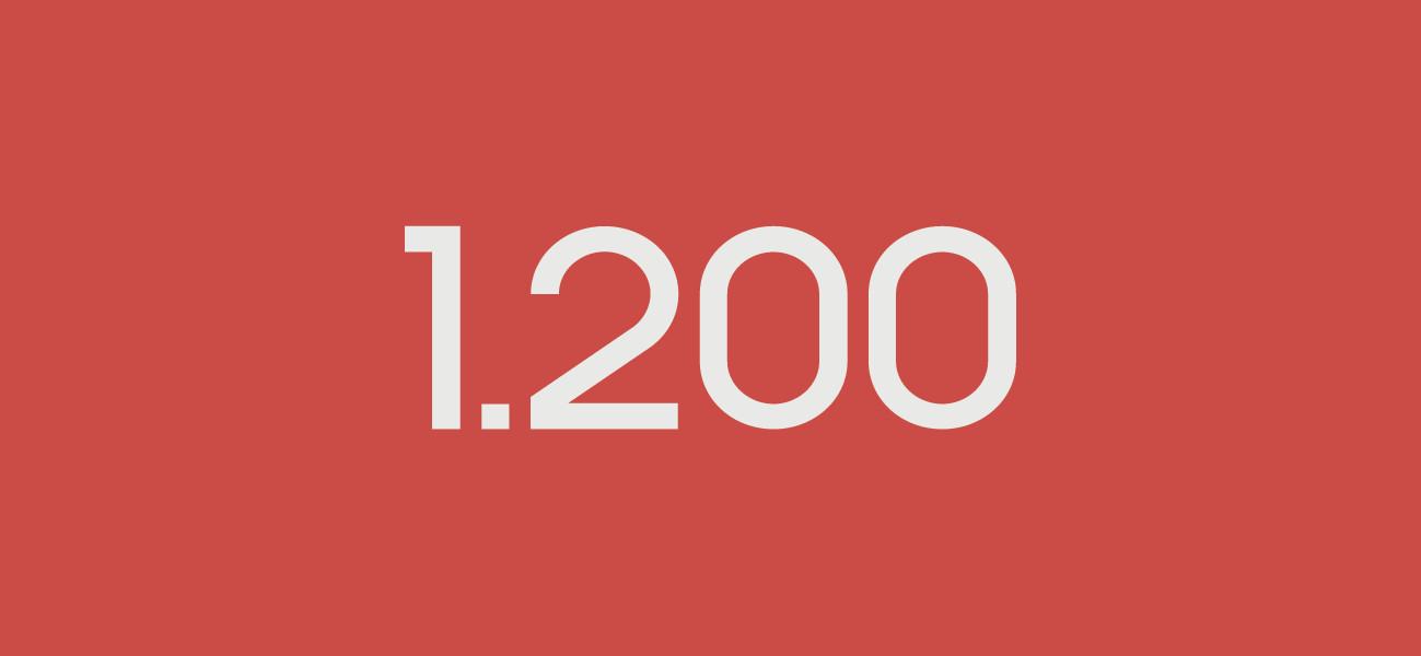 kostplan 1200