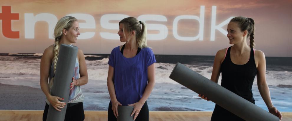 Fitness DK yoga bookanaut