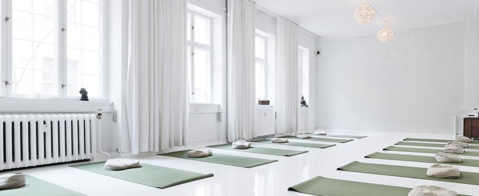 Yogini Yoga bookanaut