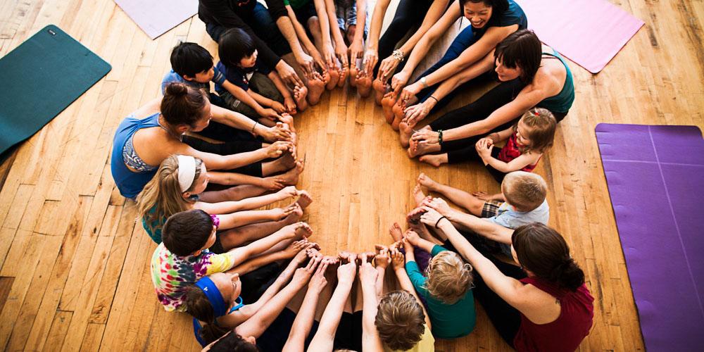 Blå Himmel Yoga Bookanaut