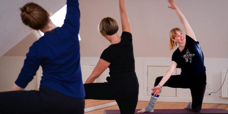 Frederiksberg Have Yoga bookanaut