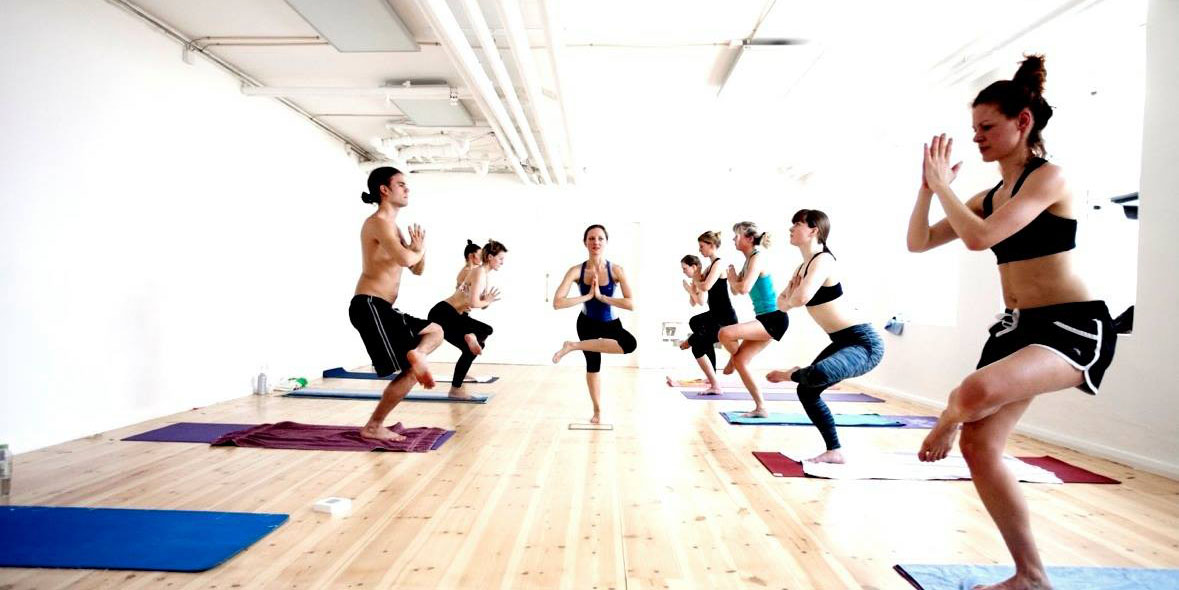 Hot Yoga Copenhagen bookanaut