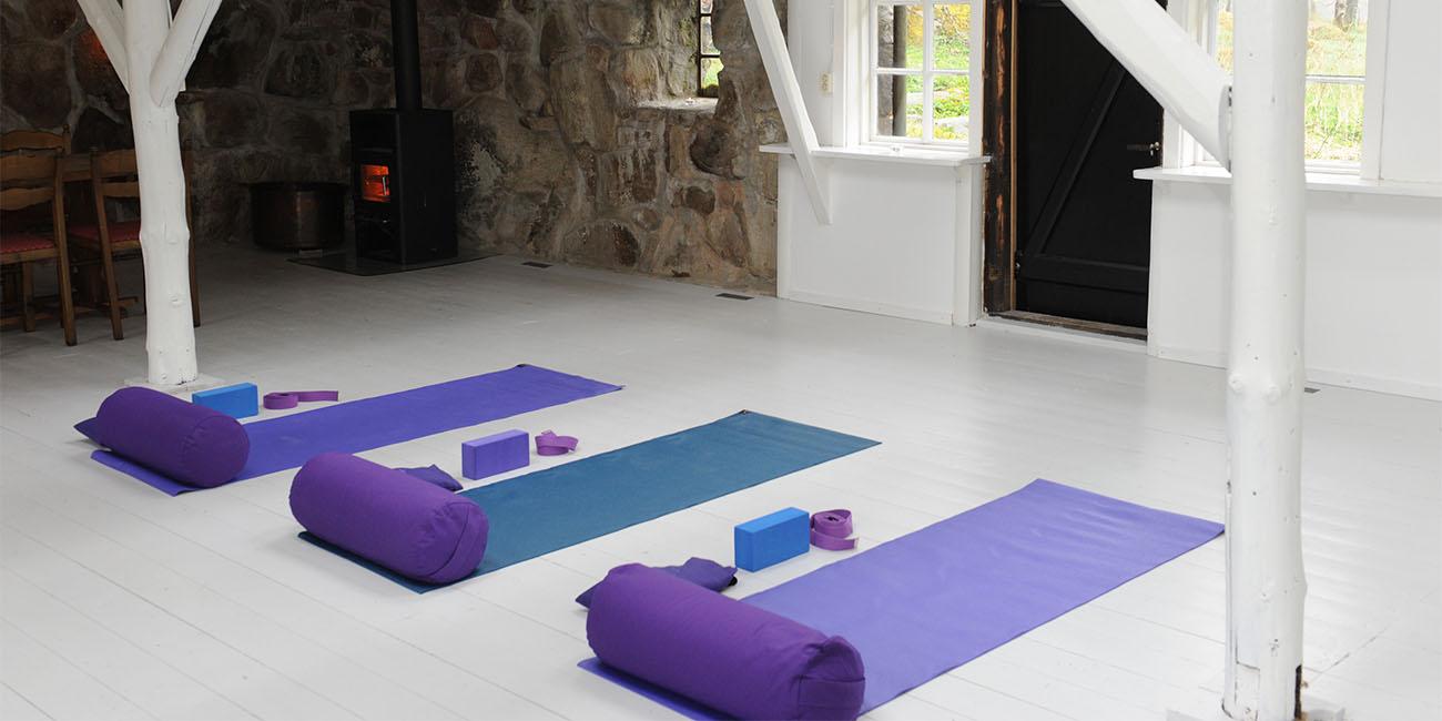 Namaste Yoga Studio Bookanaut