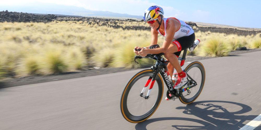 Triatlet Camilla Pedersen