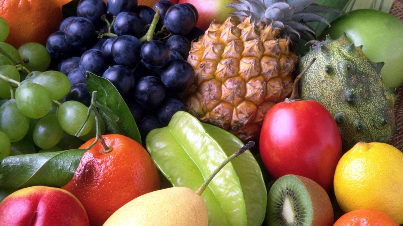 Frugt - får du frugt nok - slankekur - kostplan