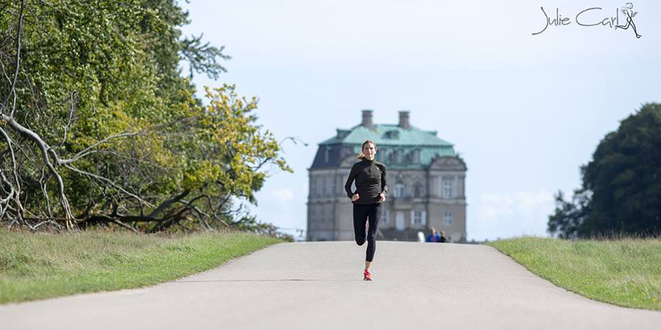 Julie Carl løbetræner