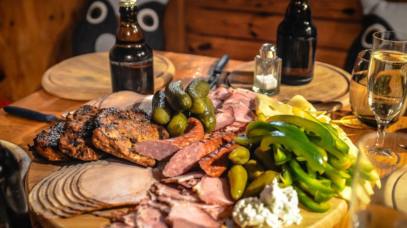 Protein kød - hold dig til kød hvis du vil tabe dig