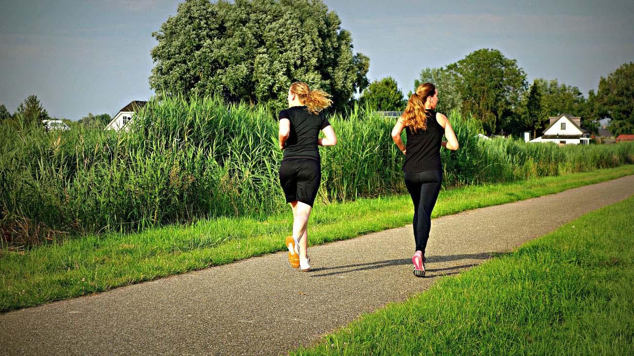 Slankekur - sådanne taber du dig - motion er et vigtigt element - kostplan