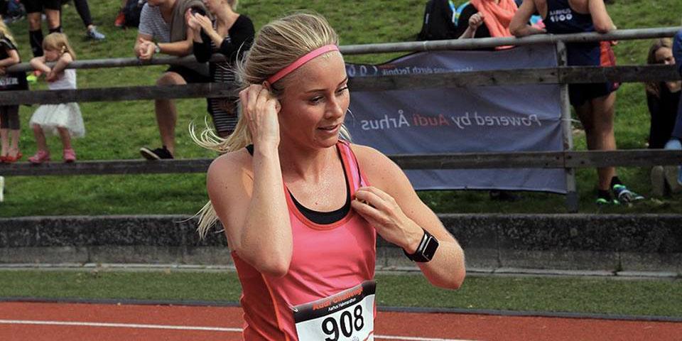 Fit'n Run, Camilla Dam-Johansen