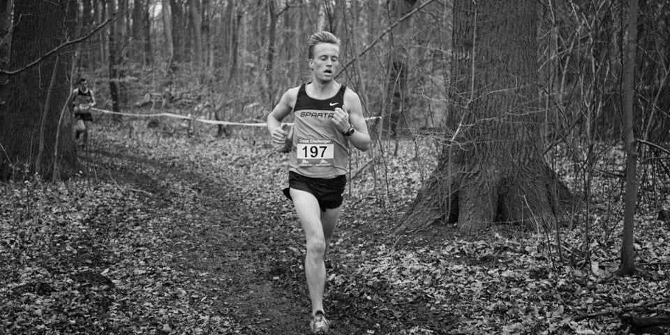 Niels Peter er manden bag løbebloggen