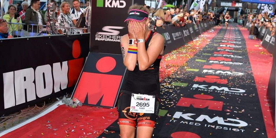 Take Me To The Finish line Knudsen